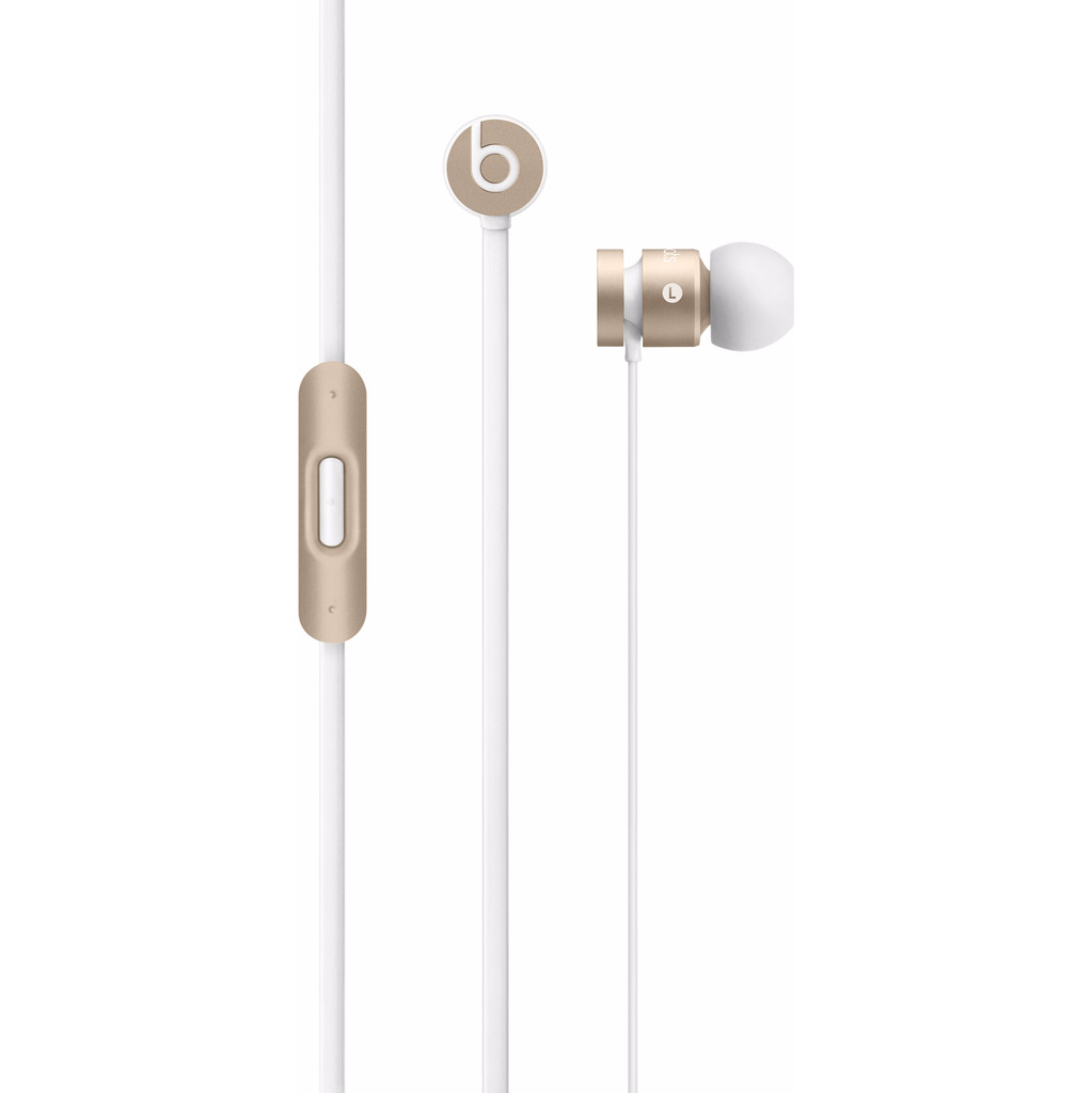 Apple urBeats Earphones Gold