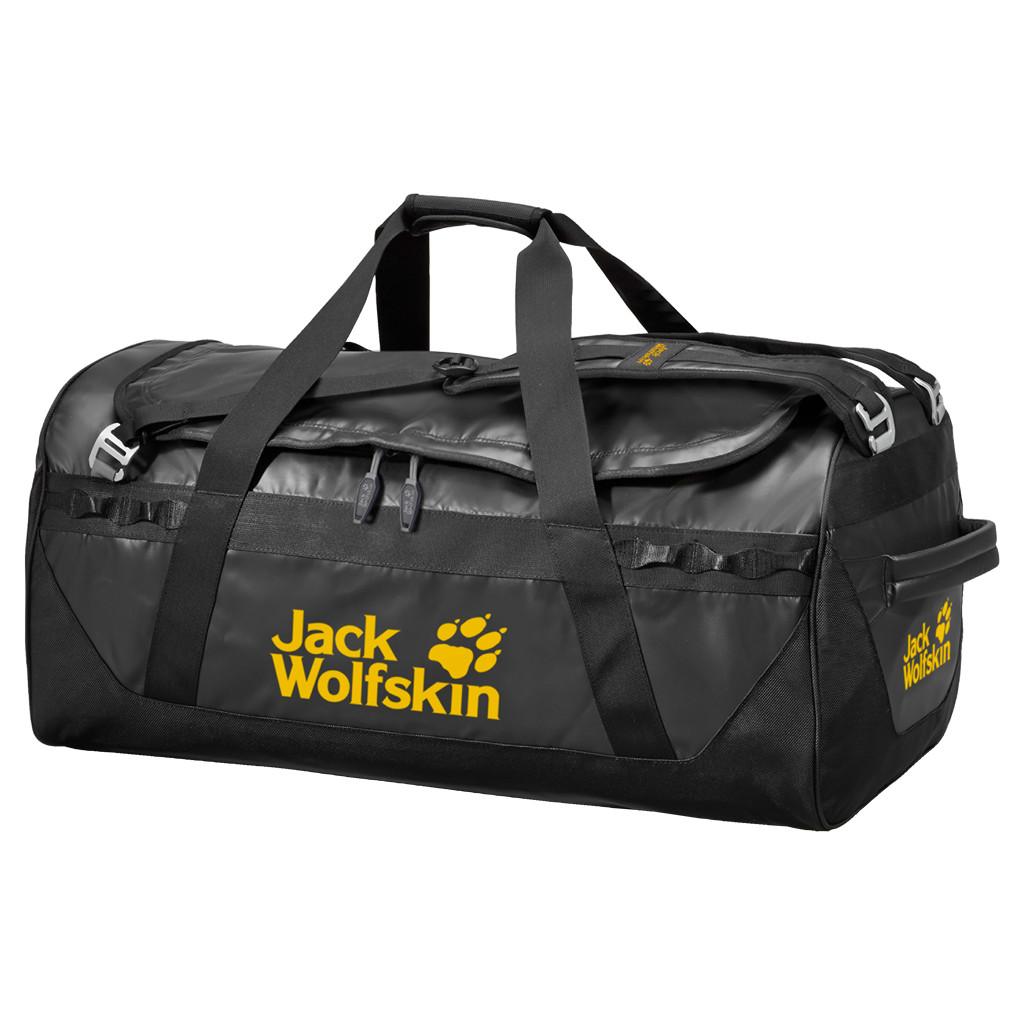 Jack Wolfskin Expedition Trunk 130 Zwart kopen