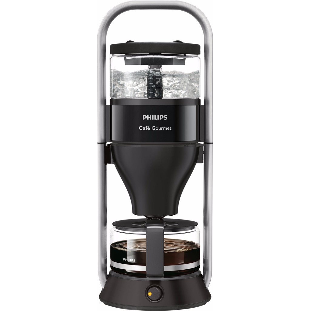 Philips Cafe Gourmet HD5408/20 Zwart in Herselt