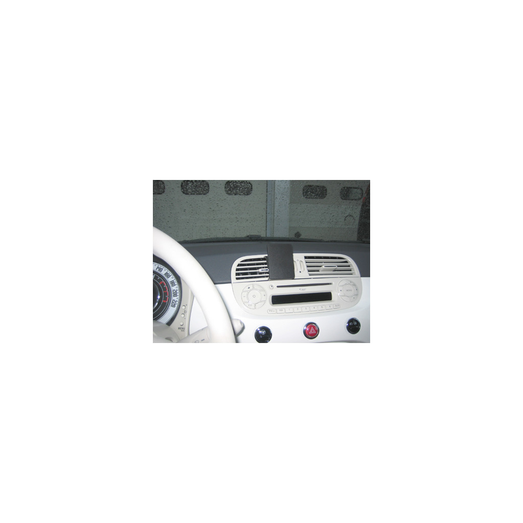 Brodit ProClip Fiat 500 2007-2011 Centrale Bevestiging in Roden