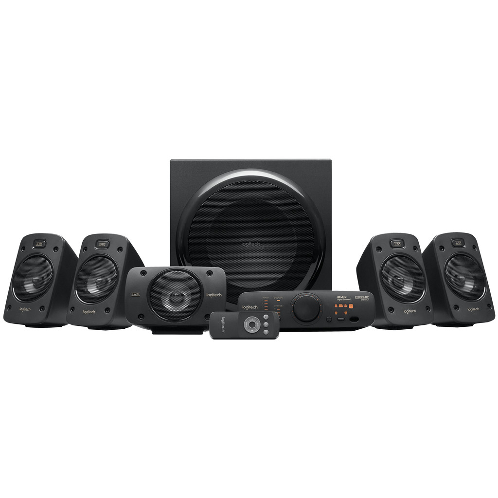 Logitech Z906 5.1 Surround Sound Speakers + Receiver kopen