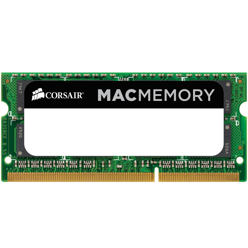 Corsair Apple Mac 4GB DDR3 SODIMM 1333 MHz (1x4GB) in Bergschenhoek