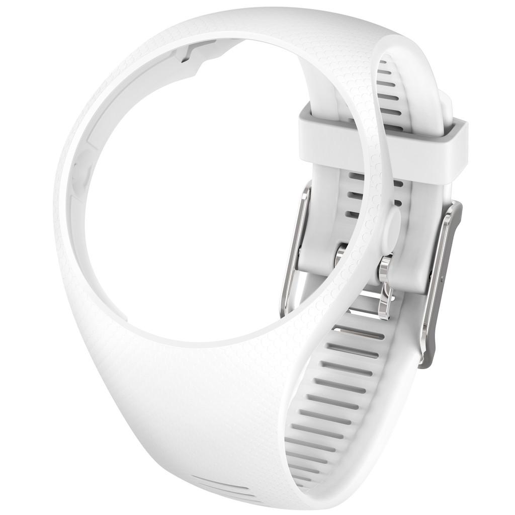 Polar M200 Kunststof Polsband M/L - Wit kopen