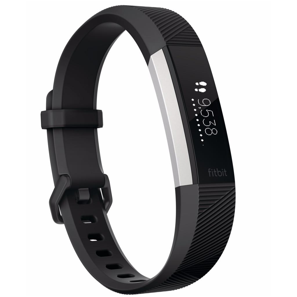 Fitbit Alta HR Zwart - S kopen