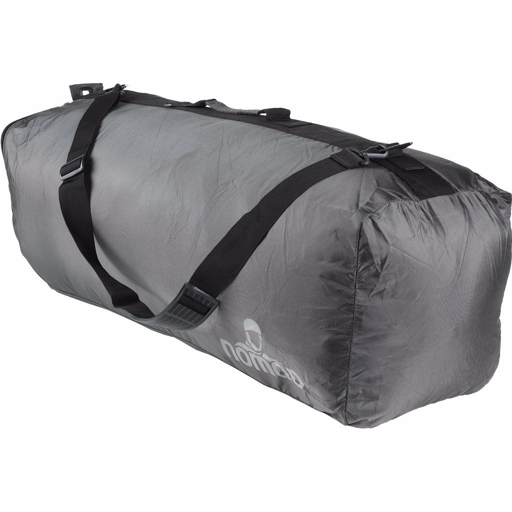 Nomad Flightbag 90L Dark Grey in Landskouter