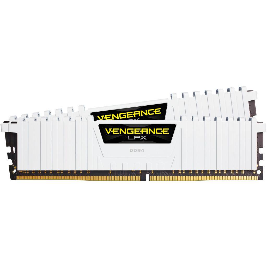 Corsair Vengeance LPX 16GB DDR4 DIMM 3000 MHz/15 Wit (2x8GB) kopen
