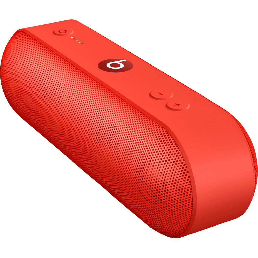 Beats by Dr. Dre Beats Pill+ Stereo Overige Rood