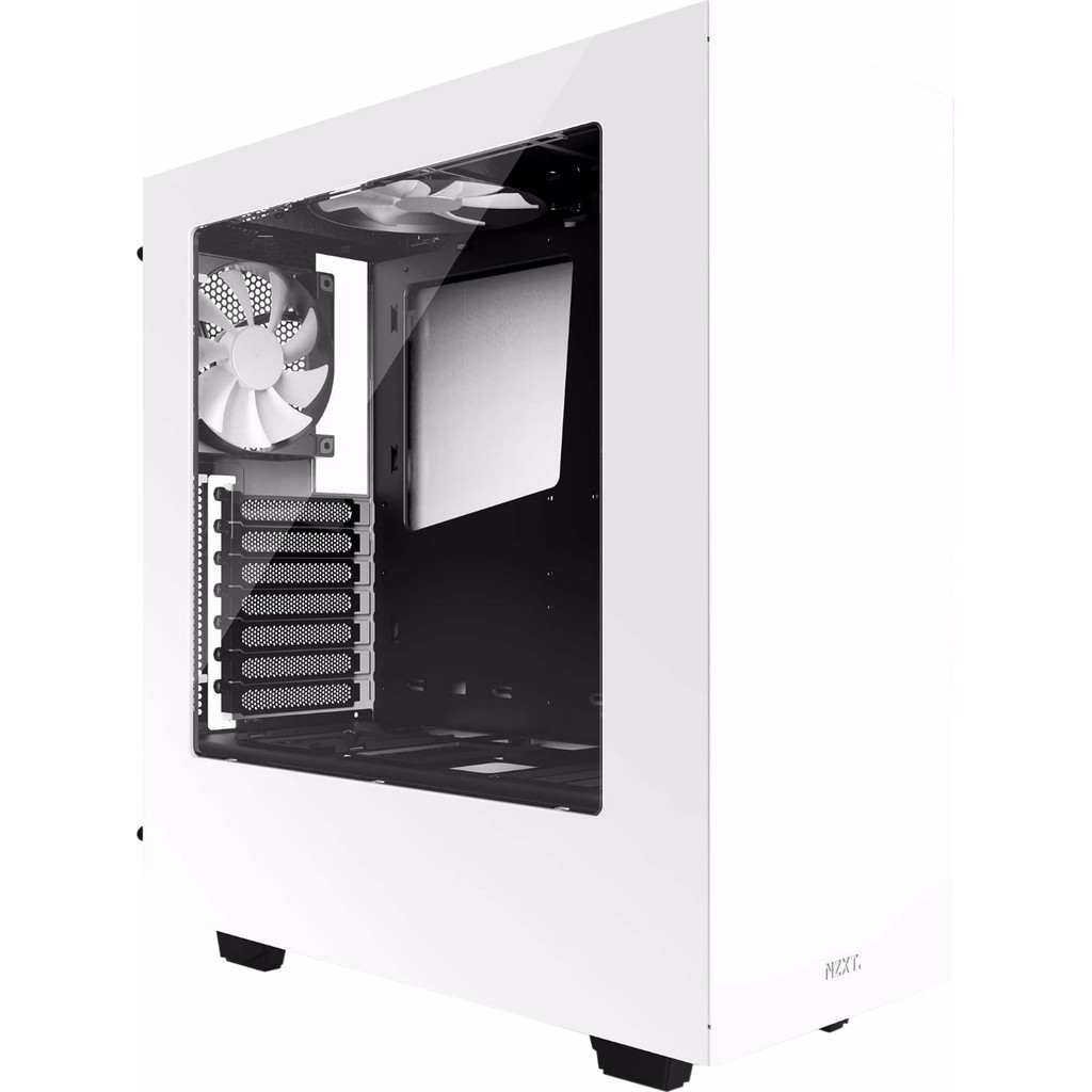 NZXT S340 Wit in Esquelmes