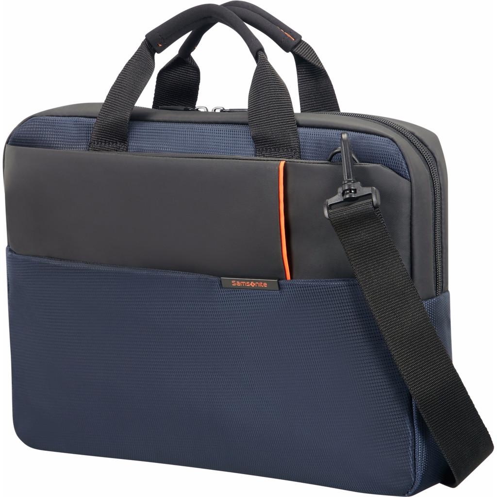 Samsonite Qibyte Laptop Bag 14.1 blue