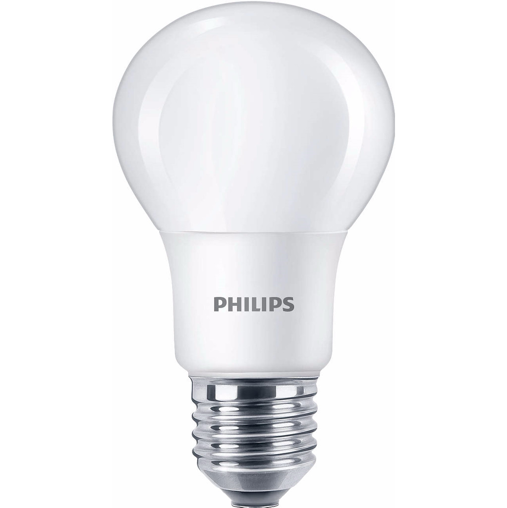 Philips LED-lamp 6W E27 Dimbaar (4x) in Gennep