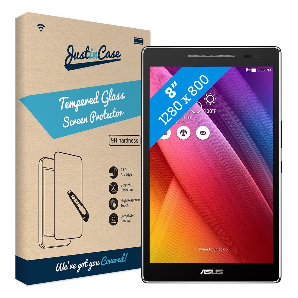 Just in Case Screenprotector Asus ZenPad 8.0 kopen