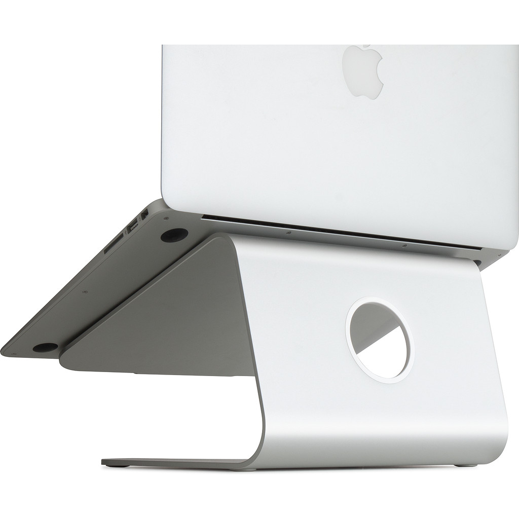 Rain Design mStand MacBook Standaard Zilver in Kapel-Avezaath