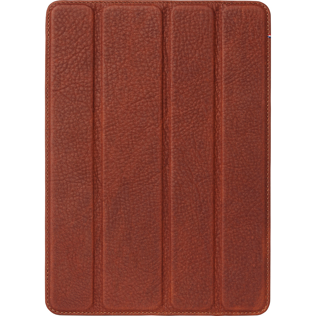 Decoded iPad 9,7 inch Leather Slim Cover Bruin in Het Vorst / Vorst