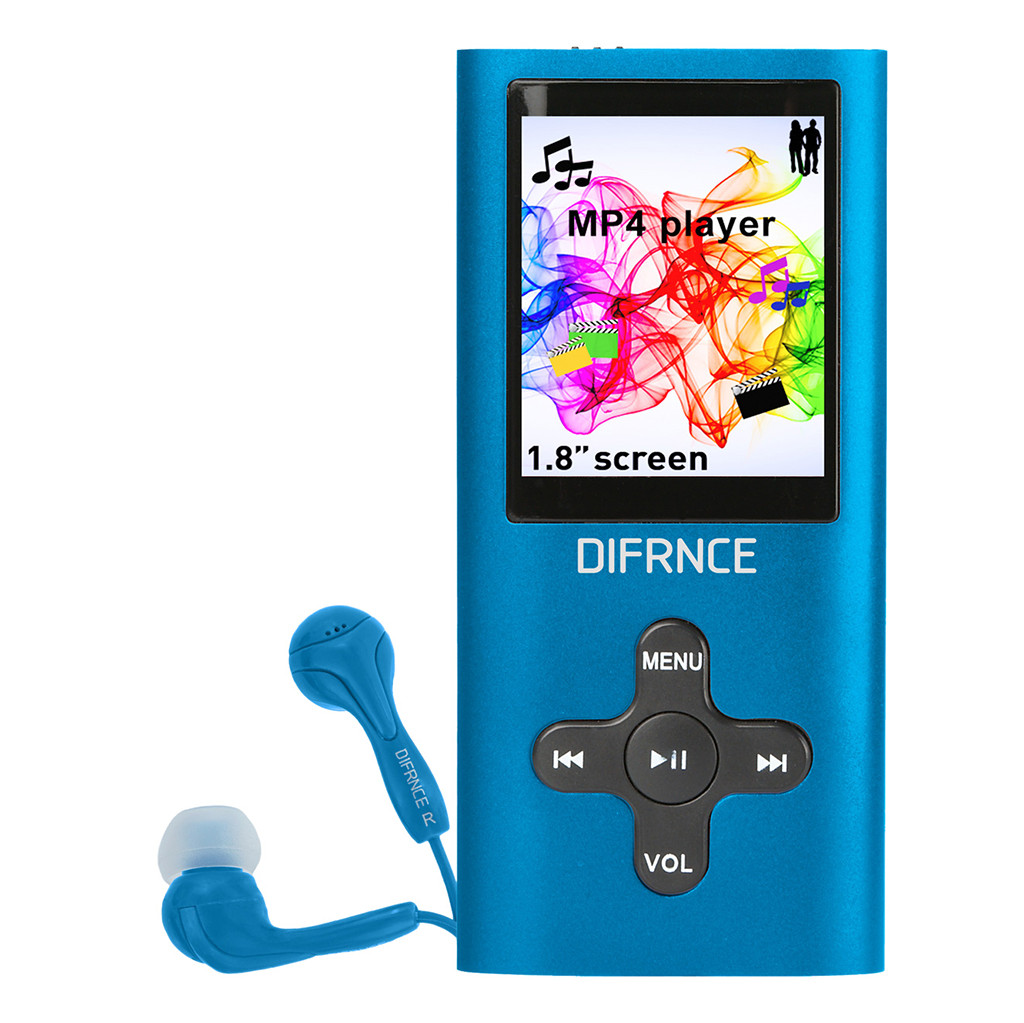 Difrnce MP1851 4GB Blauw in Magrette