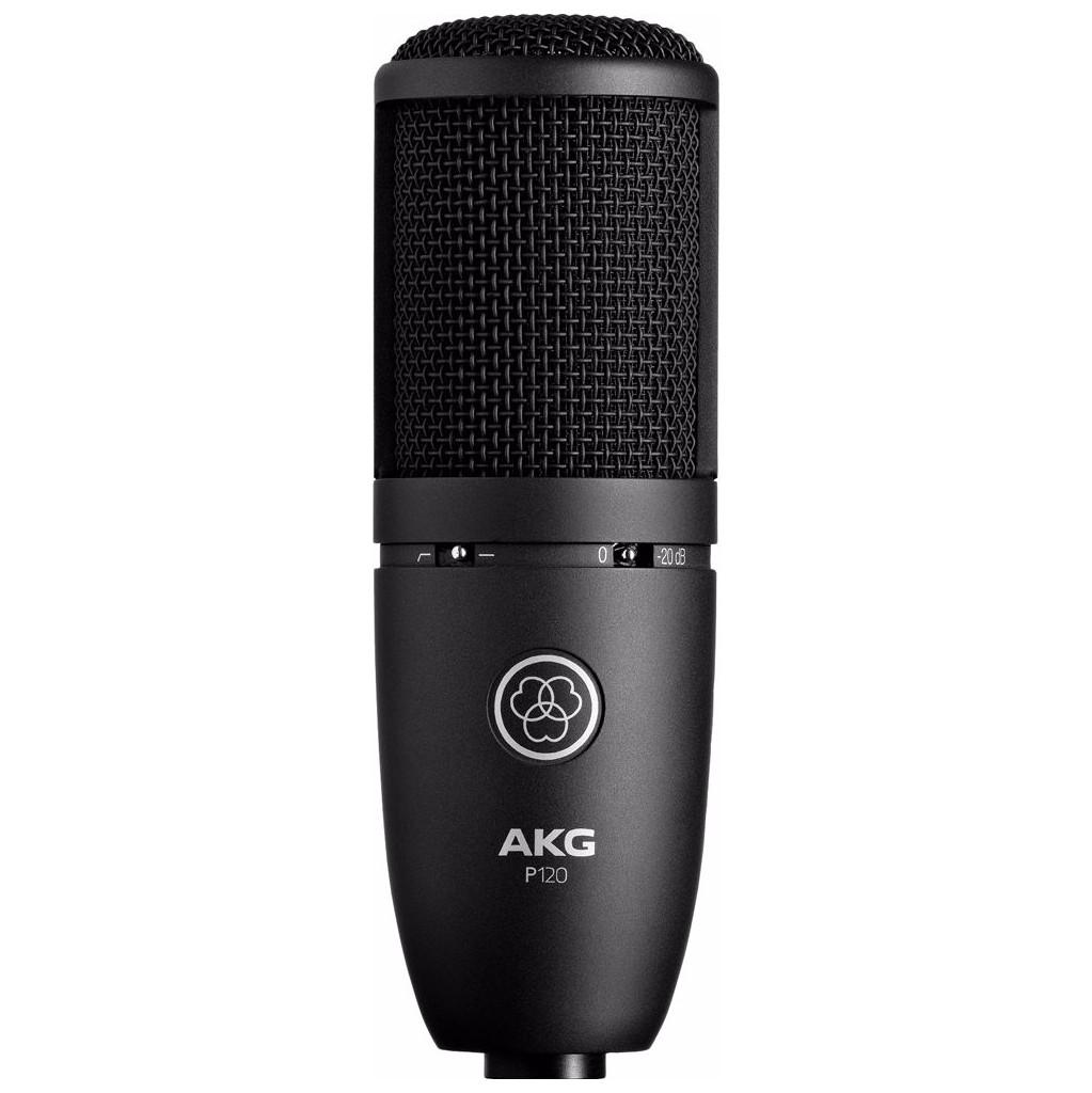 Afbeelding van AKG P120 Studio microfoon
