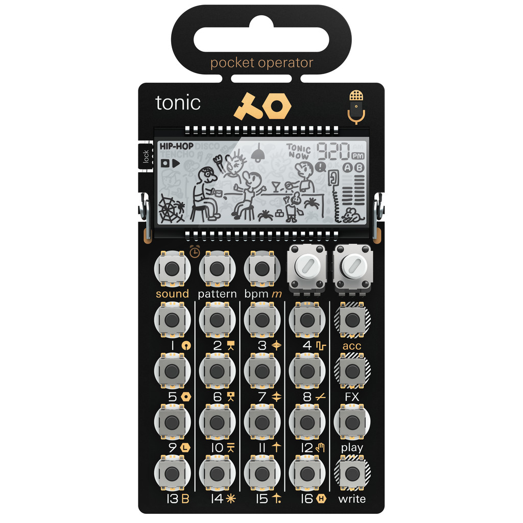 Teenage Engineering PO-32 Tonic in Eext