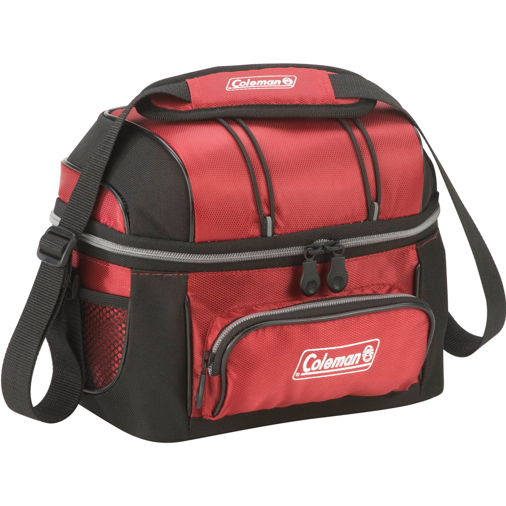 Coleman 6 Can Soft Cooler in Argenteau