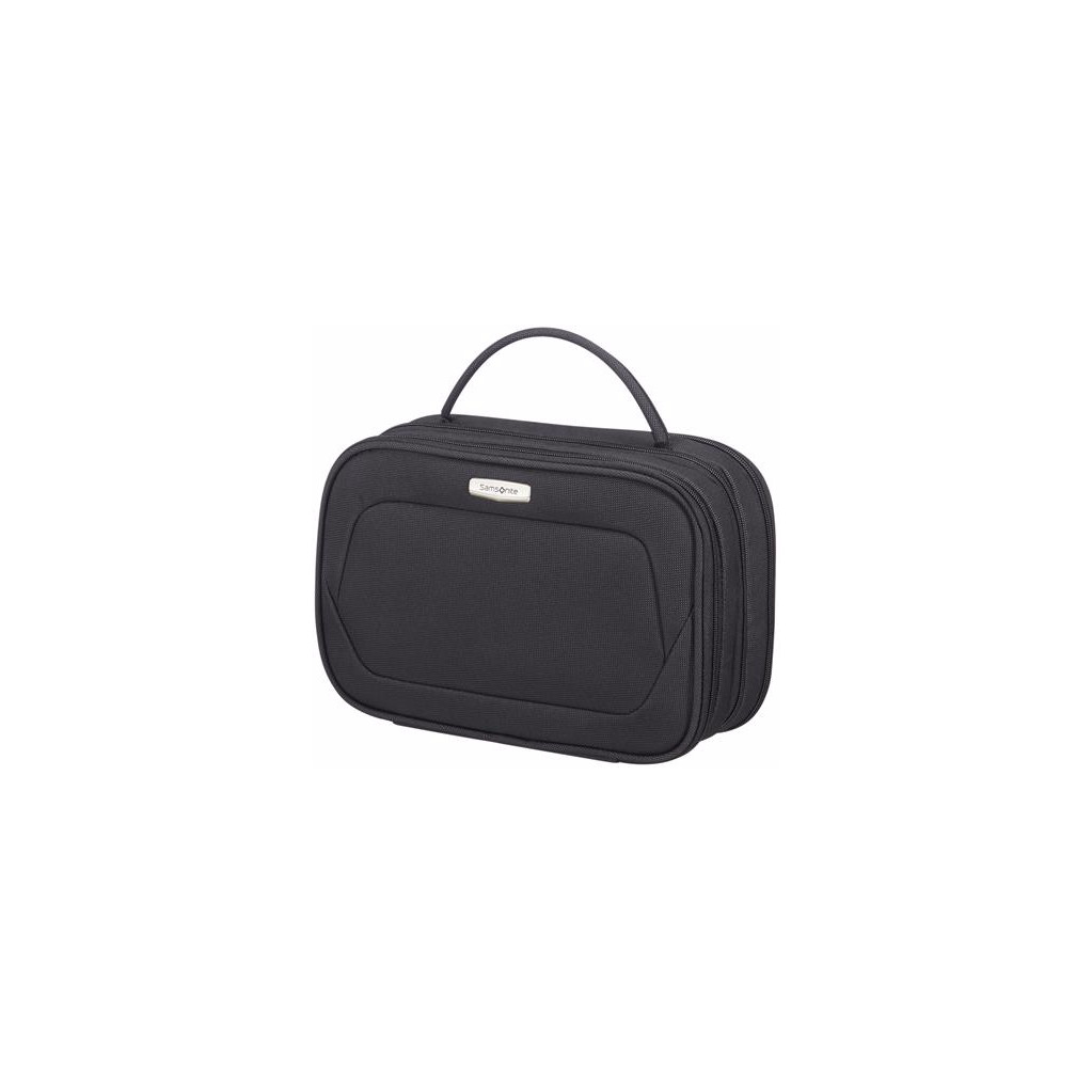 Samsonite Spark SNG Toilet Kit Black in Geel