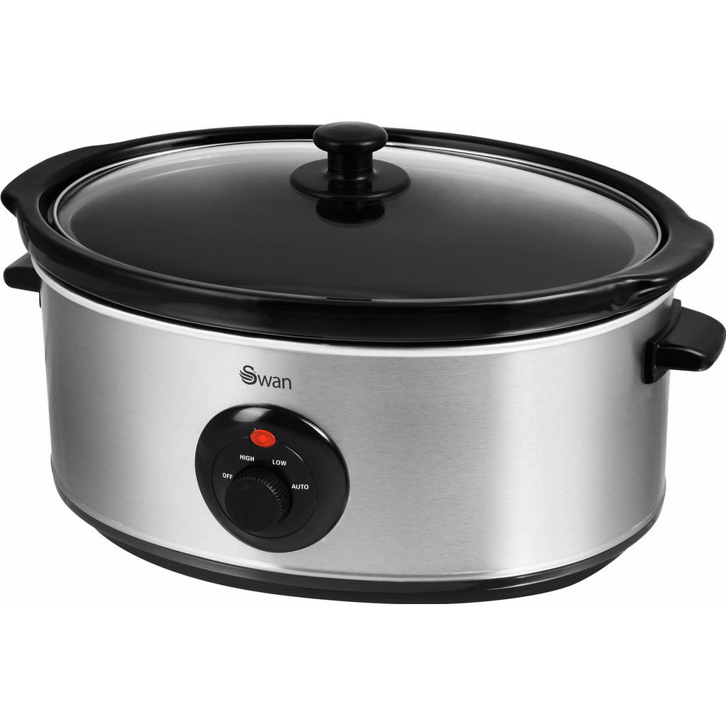 Image of Swan Slowcooker 6,5 Liter
