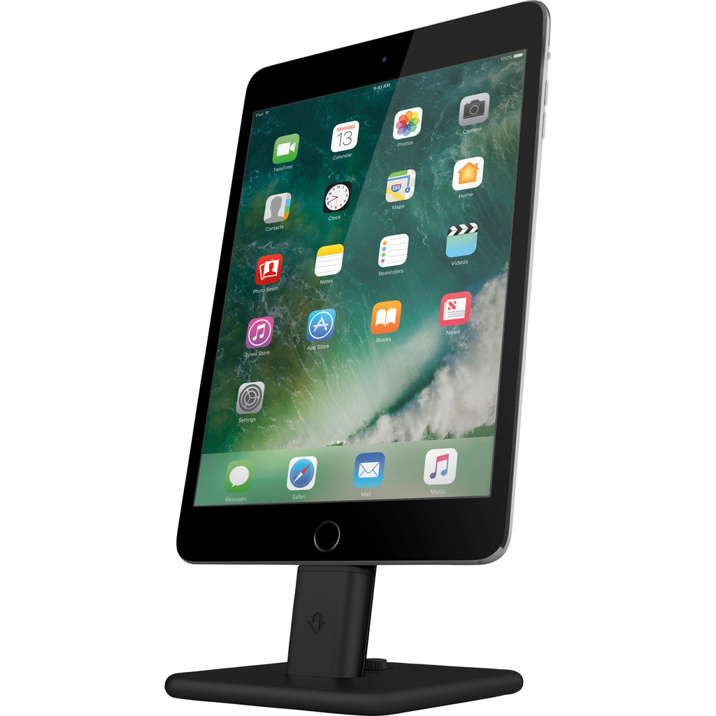 Twelve South HiRise 2 Apple iPhone/iPad Zwart in Hoog Kana