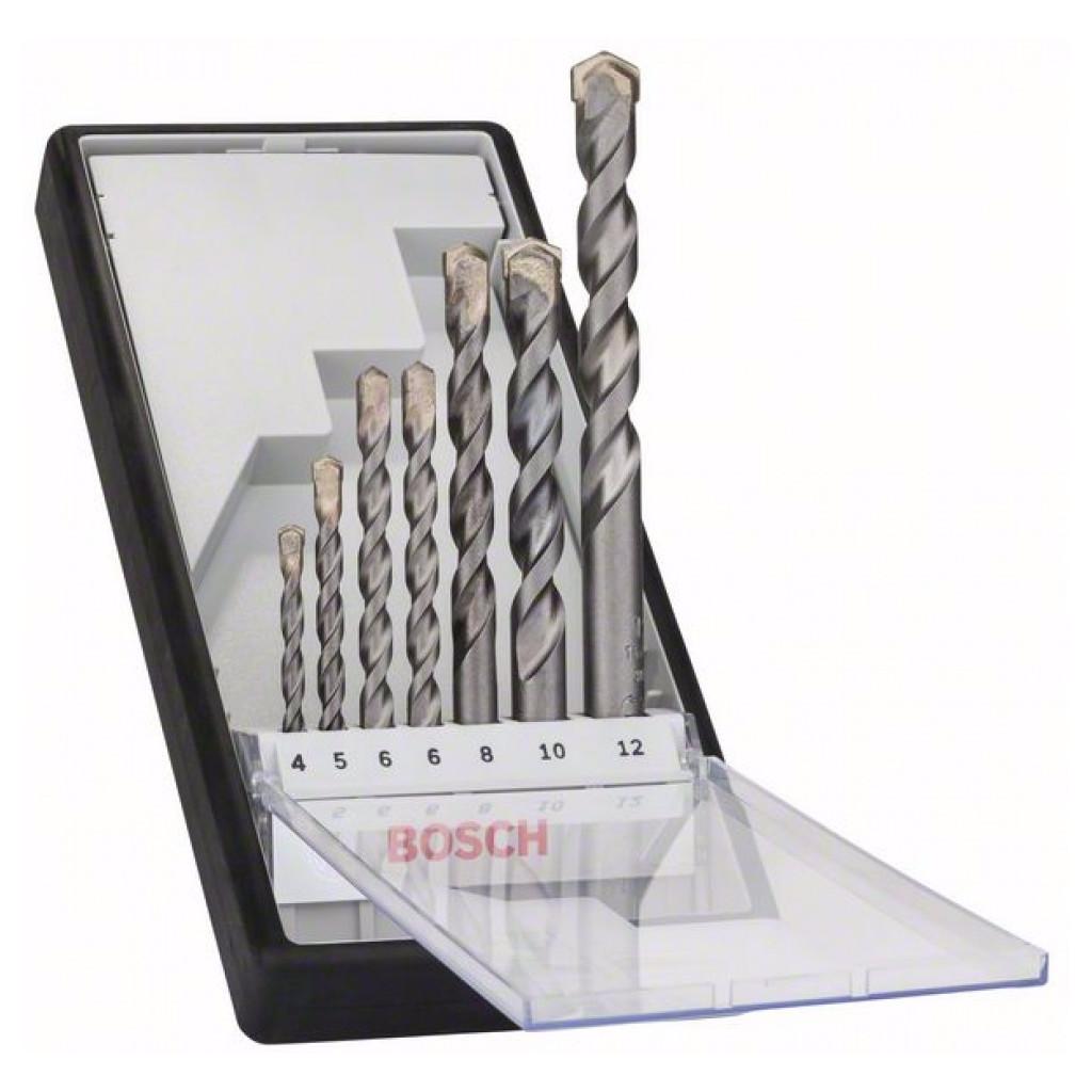 Bosch Betonborencassette 4-12mm 7-delig (per stuk)