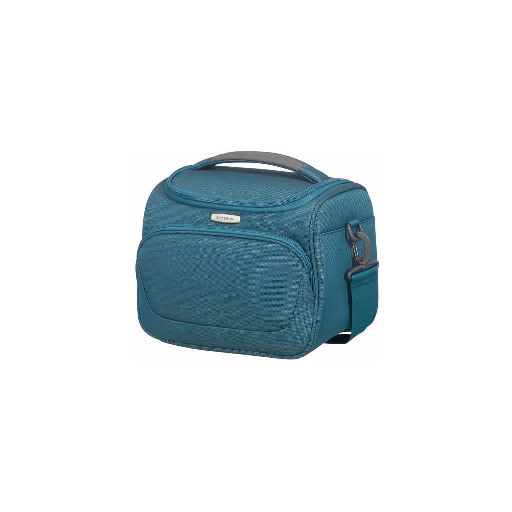 Samsonite Spark SNG Beauty Case Blue in Eefsele