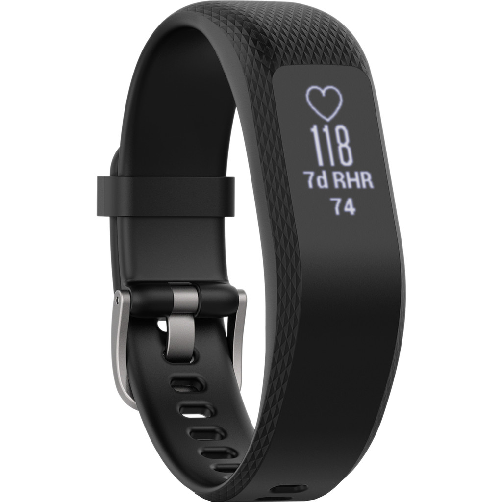 Garmin Vivosmart 3 HR Zwart L in Smilde