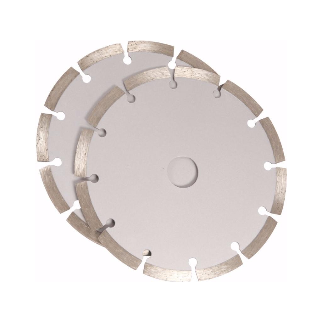 Ferm WSA1002 Diamanstschijf 150 mm (2x) in Hertme