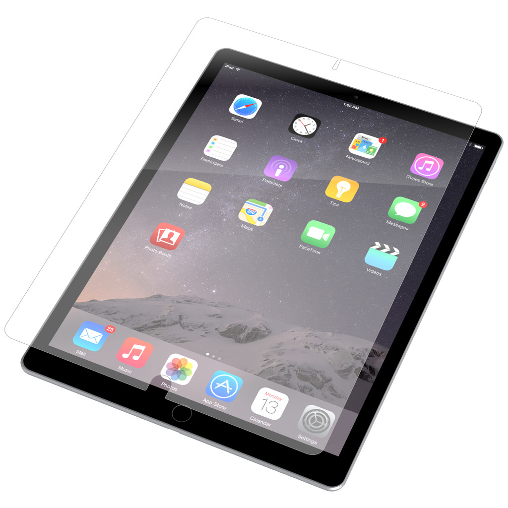InvisibleShield AG Screenprotector Apple iPad Pro 12,9 inch in Tergrêft / Tergracht