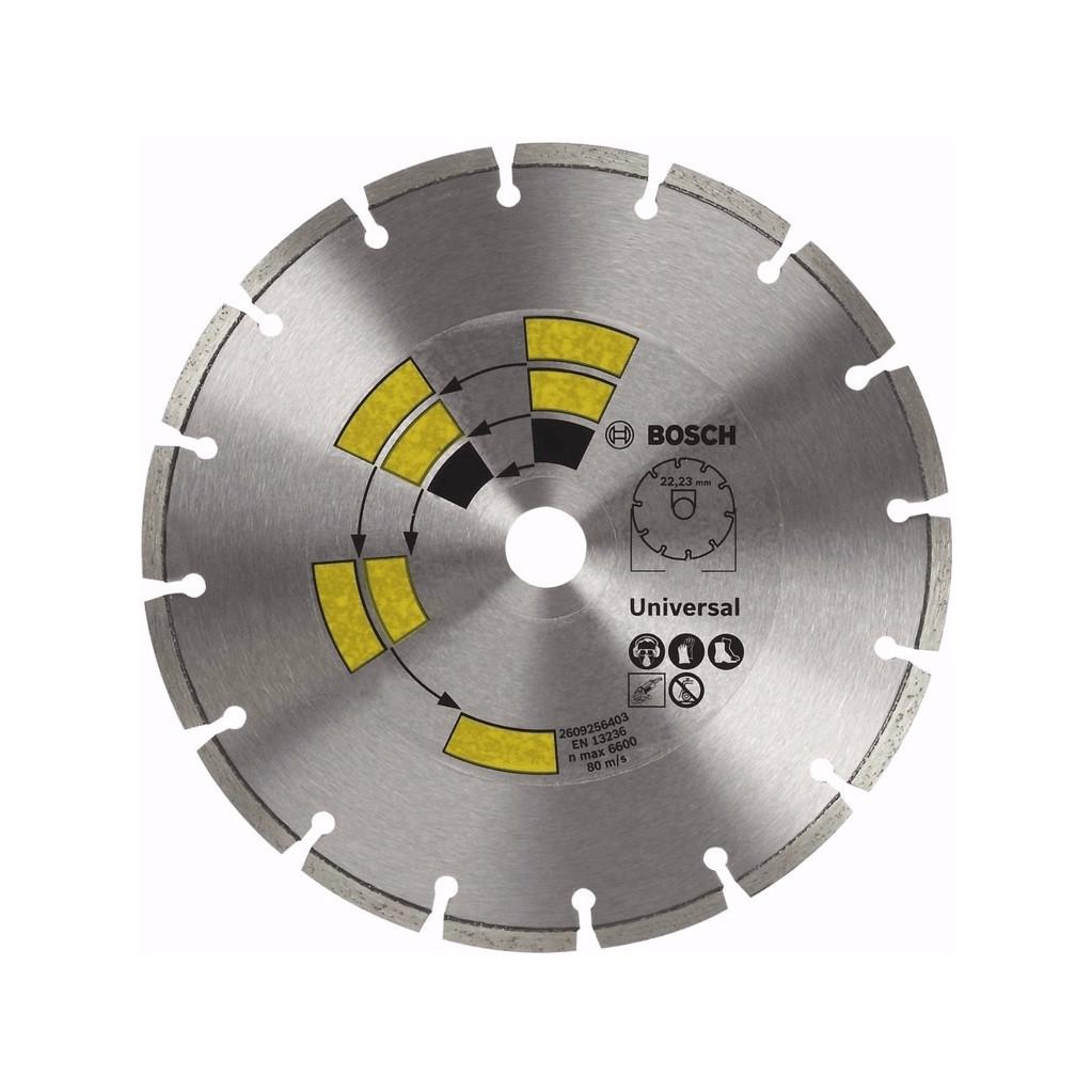 Bosch Diamantschijf Universeel 125 mm in Zennewijnen