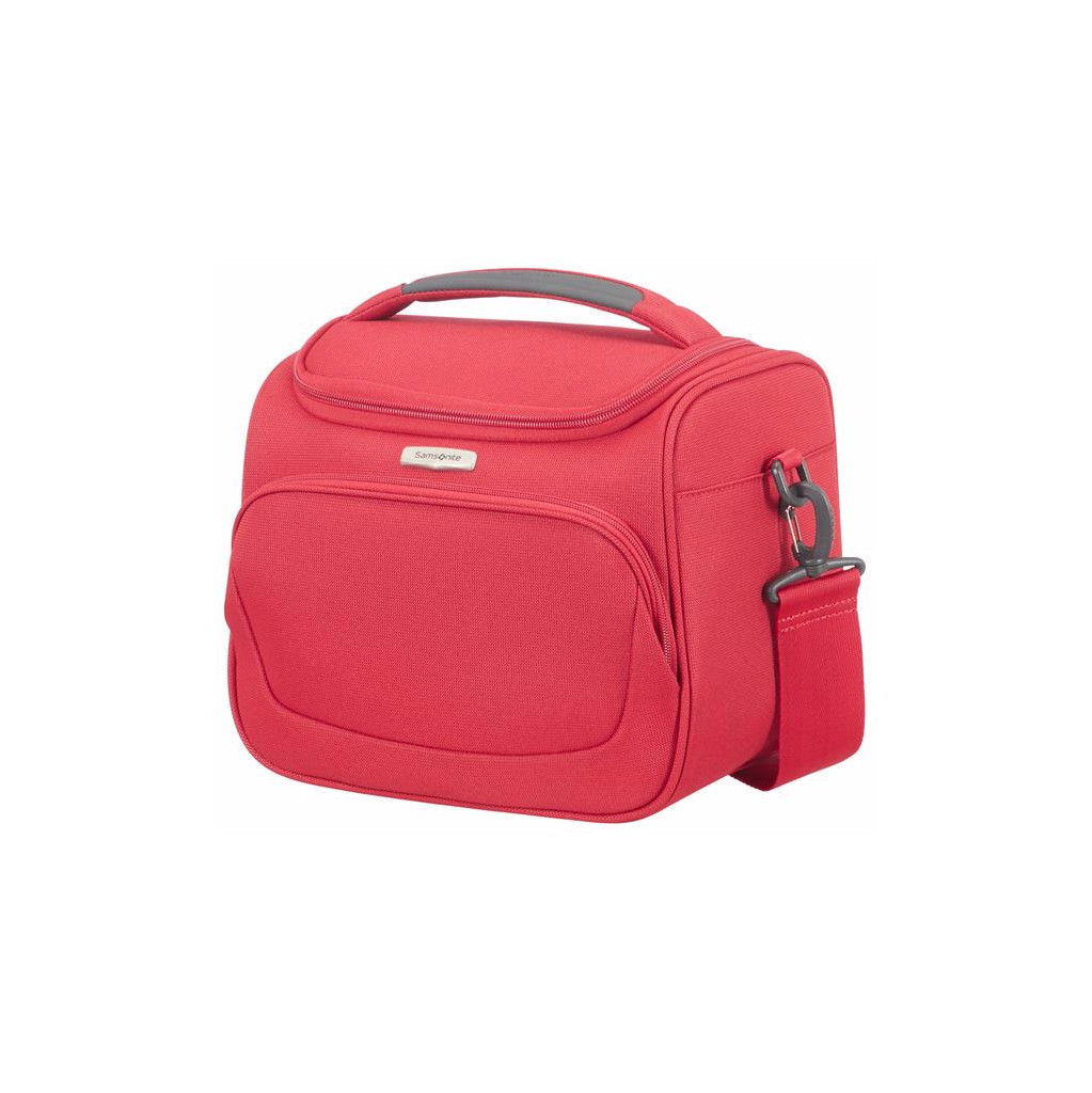 Samsonite Spark SNG Beauty Case Red in Walshoutem