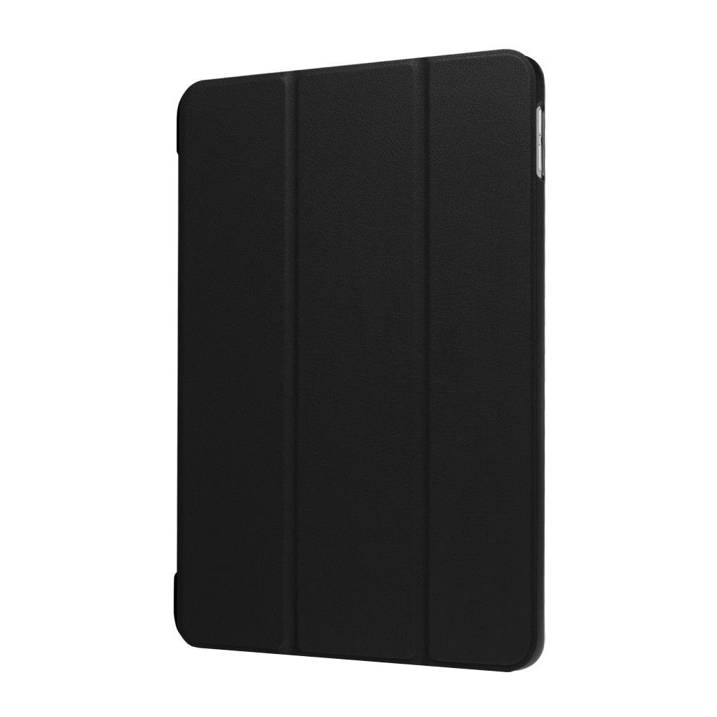 Just in Case Apple iPad Smart Tri-Fold Case Zwart in Graauw