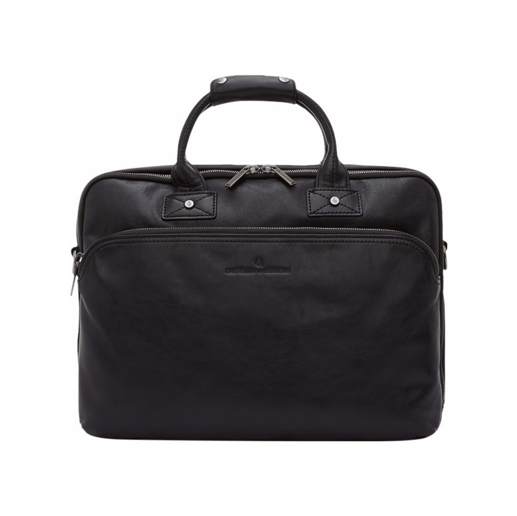 Castelijn & Beerens Luxe Laptoptas 15,6'' Zwart
