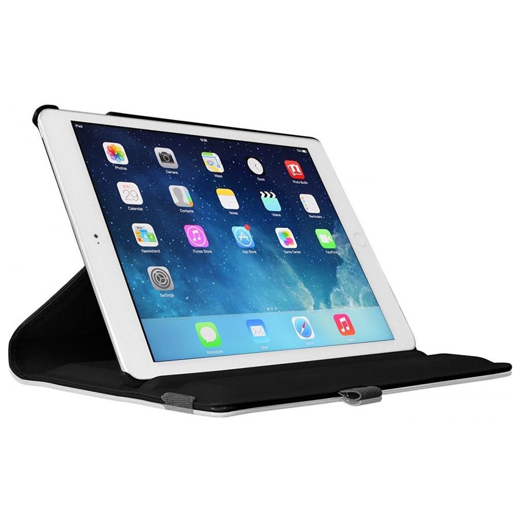 Just in Case Apple iPad 9,7 inch (2017) 360 Rotating Hoes Zwart kopen