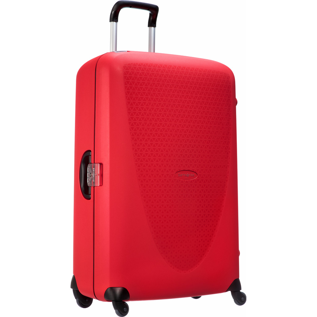 Samsonite Termo Young Spinner 85 vivid red Harde Koffer