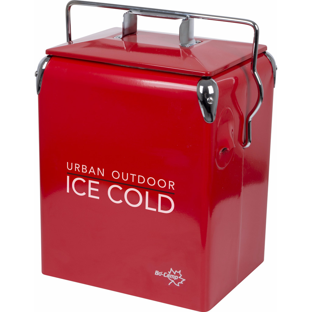 Bo-Camp Urban Outdoor Koelbox Greenwich Rood - Passief