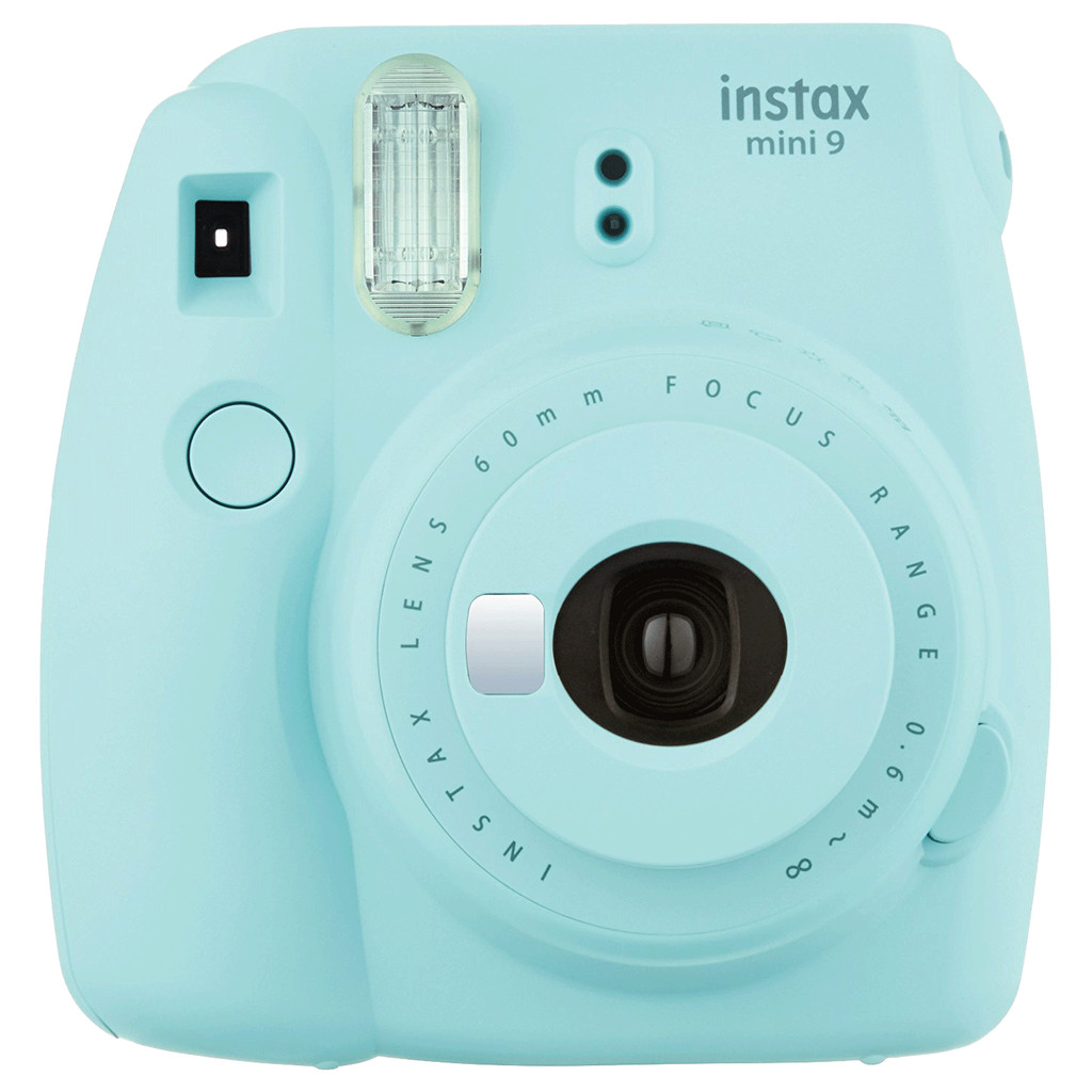 Fuji Instax Mini 9 Ice Blue in Suttum