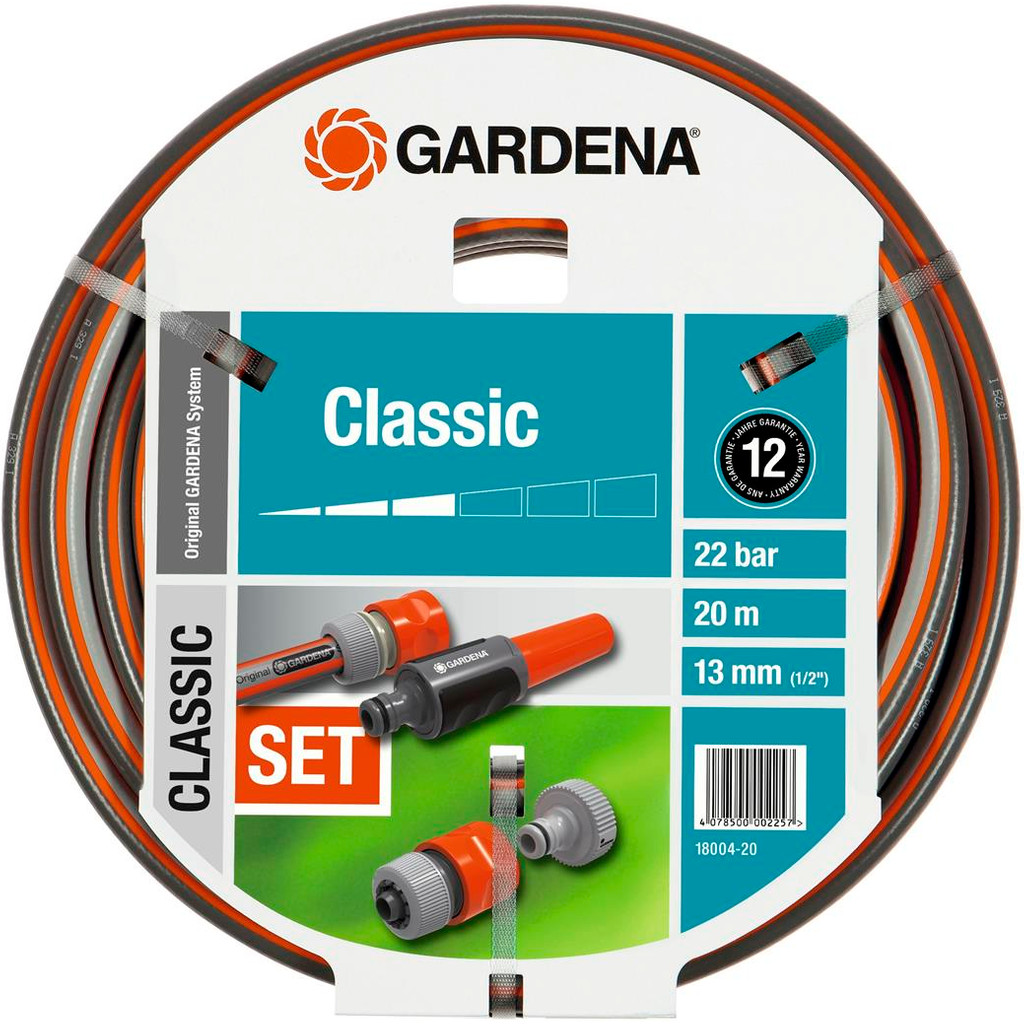 Gardena Classic Slang 1/2 in Temse