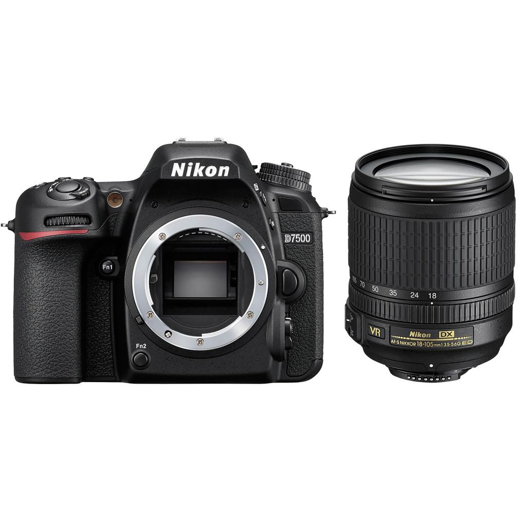 Nikon D7500 + 18-105mm VR kopen