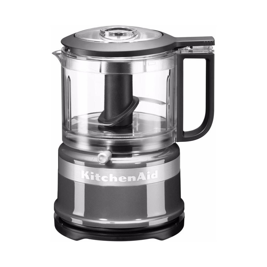 KitchenAid 5KFC3516ECU Zilver in De Heen