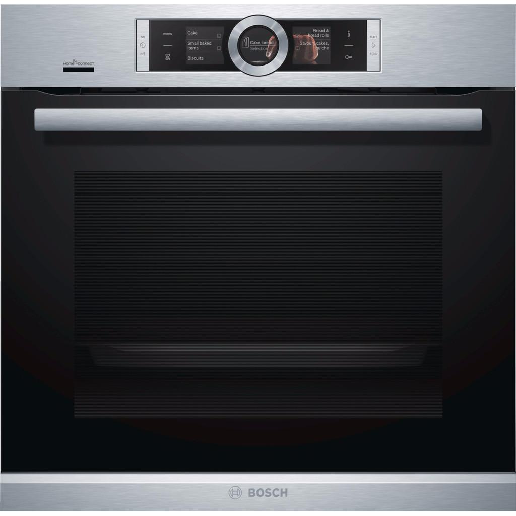 Bosch Serie 8 HBG676ES6 Ingebouwd Electrisch 71l A+ Roestvrijstaal oven