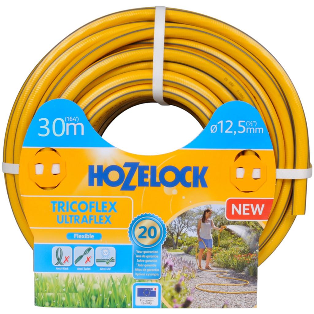 Hozelock Tricoflex Ultraflex Slang 30m in Tavier