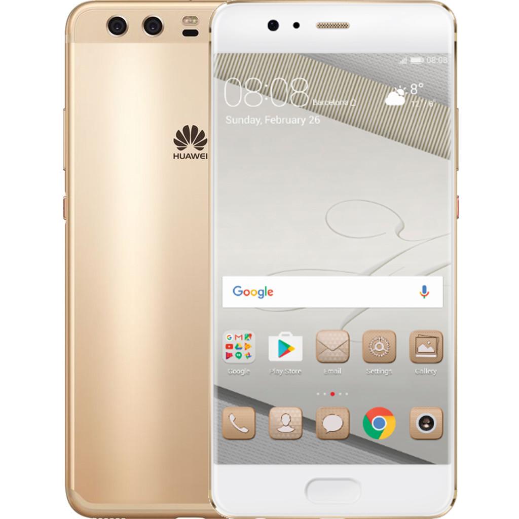 Huawei P10 Plus Goud-128 GB opslagcapaciteit  5,5 inch Quad HD scherm  Android 7.0 Nougat