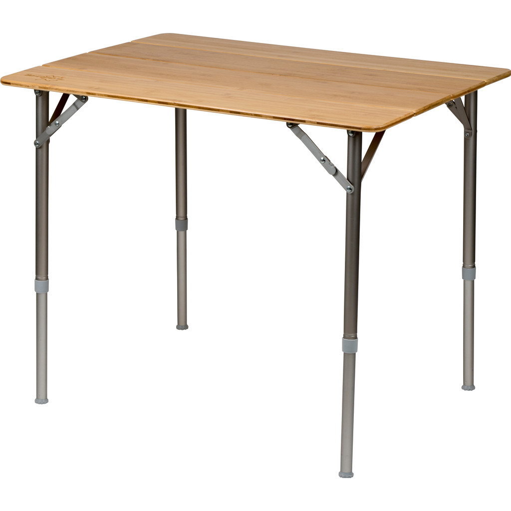 Bo-Camp Urban Outdoor Tafel Suffolk Bamboe in Blaton