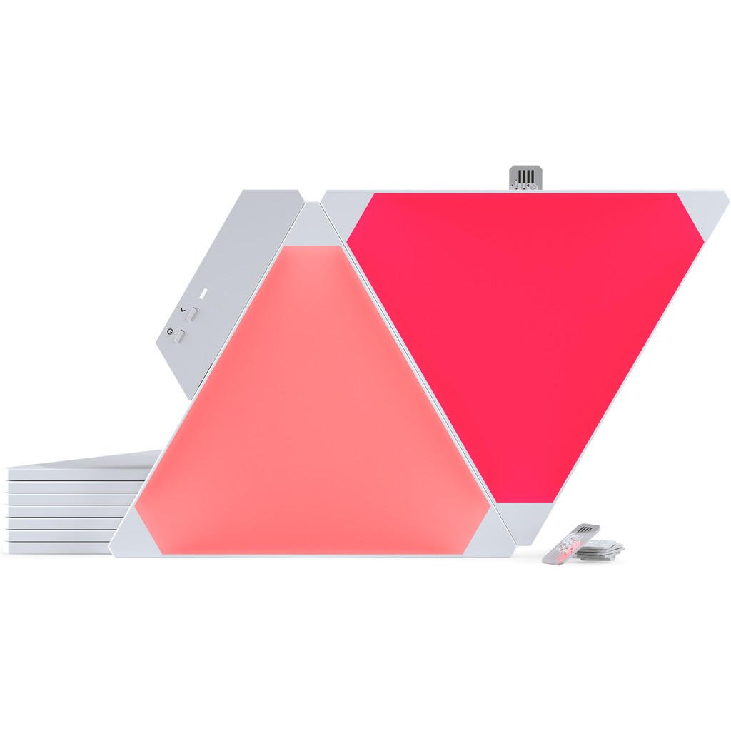 Nanoleaf Light Panels Smarter Kit in Hommelse Hoeven