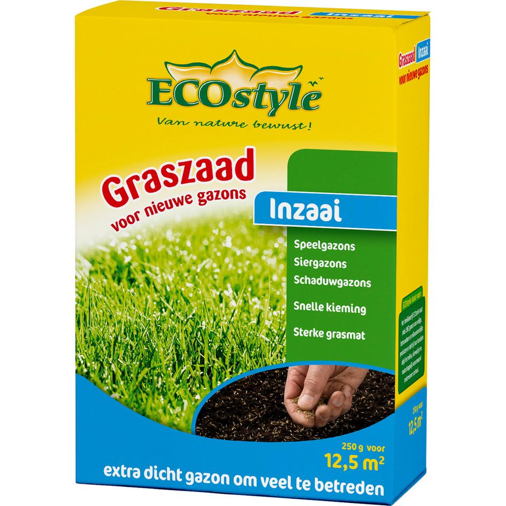 ECOstyle Graszaad Inzaai 250g in Gits
