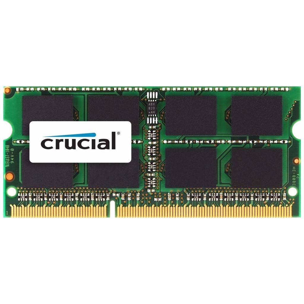 Crucial Apple 4GB DDR3L SODIMM 1600 MHz (1x4GB) kopen