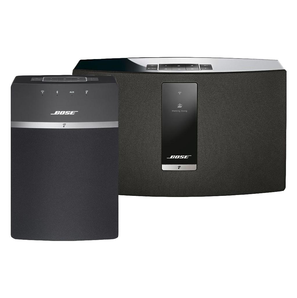 Bose SoundTouch 10 Zwart + Bose SoundTouch 20 III Zwart