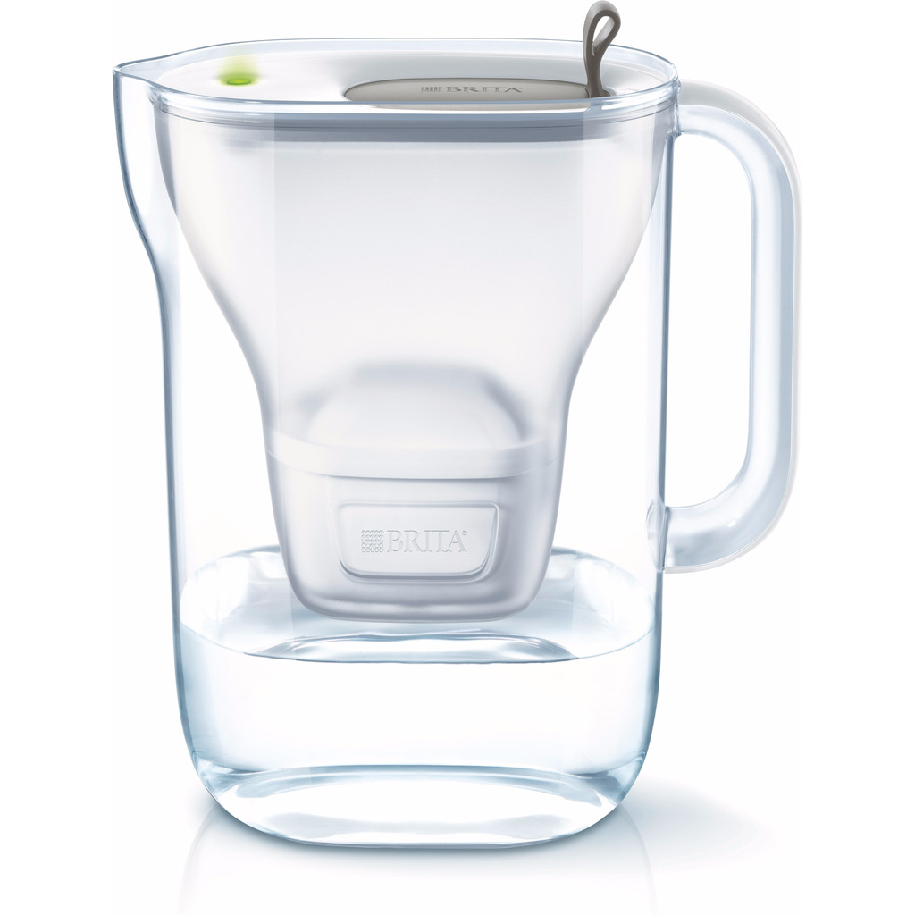 Brita Fill&Enjoy Style Cool Grey in Krabbendijke