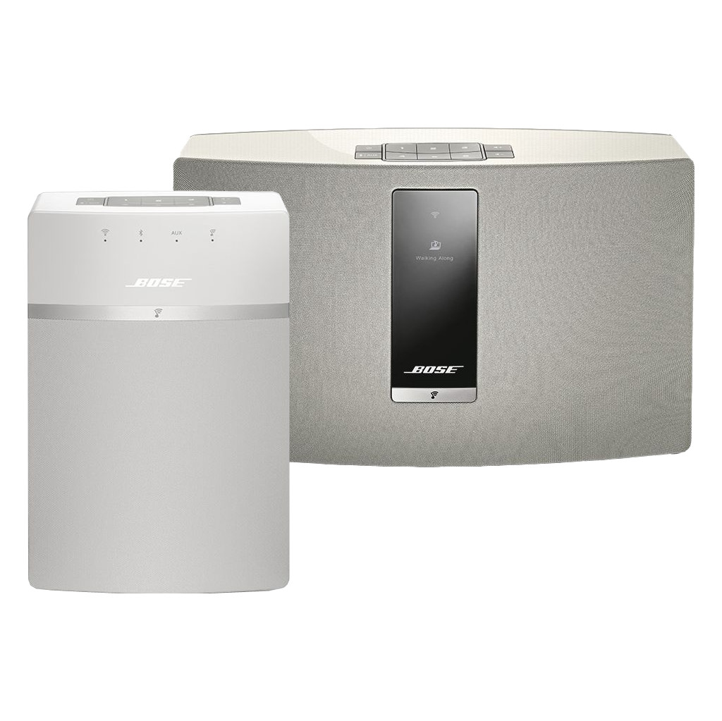 Bose SoundTouch 10 Wit + Bose SoundTouch 20 III Wit